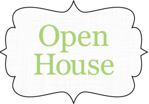 Open House banner graphic