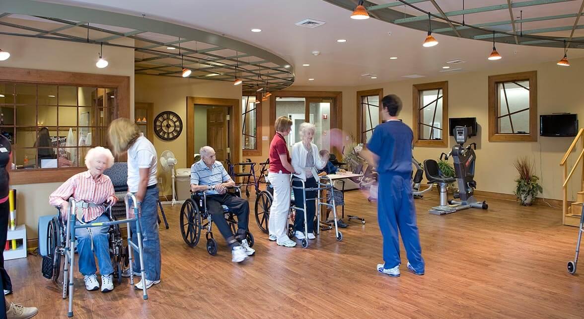 Health Center - Staff