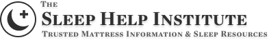 Logo - The Sleep Help Institute - Trusted mattress information and sleep resources - Click to learn more at their website